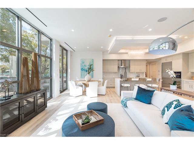 355 Banyan Blvd #2, Naples, FL 34102 (MLS #217026443) :: The New Home Spot, Inc.