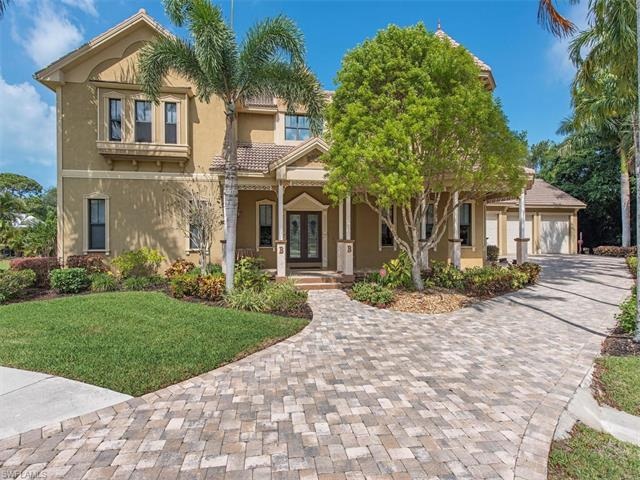1455 Hemingway Pl, Naples, FL 34103 (#217027555) :: Homes and Land Brokers, Inc