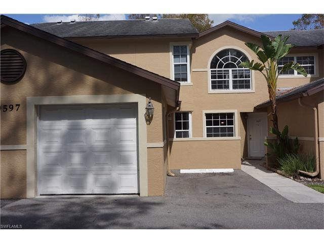 9597 Crescent Garden Dr D-102, Naples, FL 34109 (#217028065) :: Homes and Land Brokers, Inc