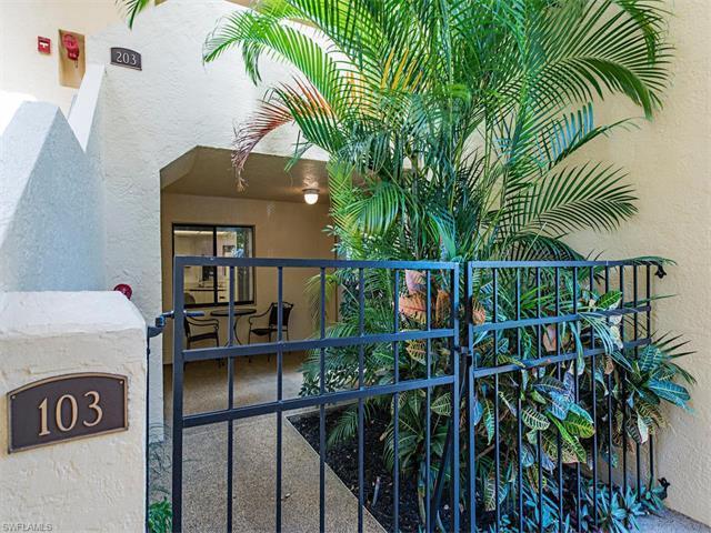 586 Beachwalk Cir O-103, Naples, FL 34108 (#217028405) :: Homes and Land Brokers, Inc