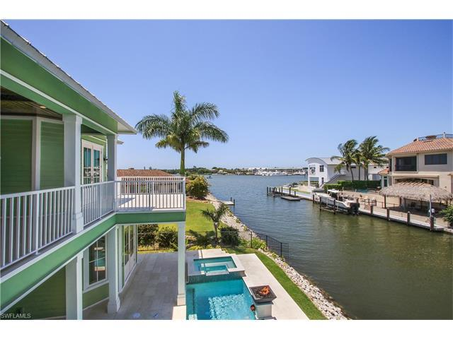 1333 Pelican Ave, Naples, FL 34102 (#217029481) :: Homes and Land Brokers, Inc