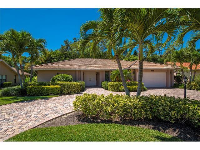 1518 Foxfire Ln, Naples, FL 34104 (MLS #217029782) :: The New Home Spot, Inc.