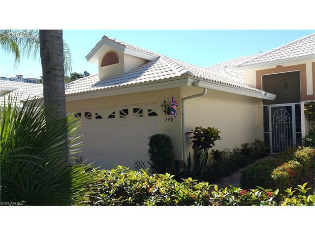748 Wiggins Bay Dr 13L, Naples, FL 34110 (MLS #217029931) :: The New Home Spot, Inc.