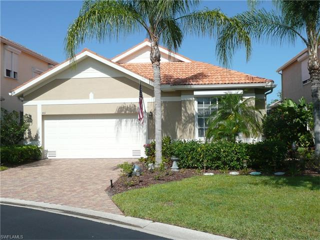 441 Chartwell Pl, Naples, FL 34110 (#217030503) :: Homes and Land Brokers, Inc