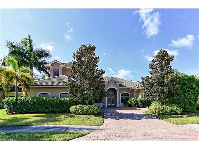 14854 Tybee Island Dr, Naples, FL 34119 (#217030644) :: Homes and Land Brokers, Inc