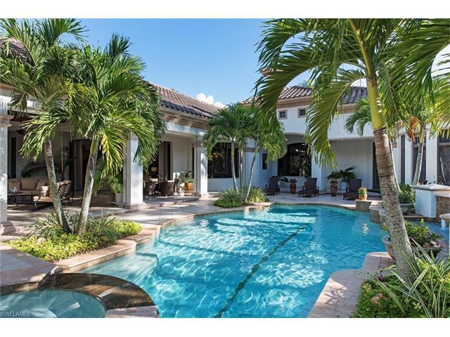 16971 Verona Ln, Naples, FL 34110 (#217030782) :: Homes and Land Brokers, Inc