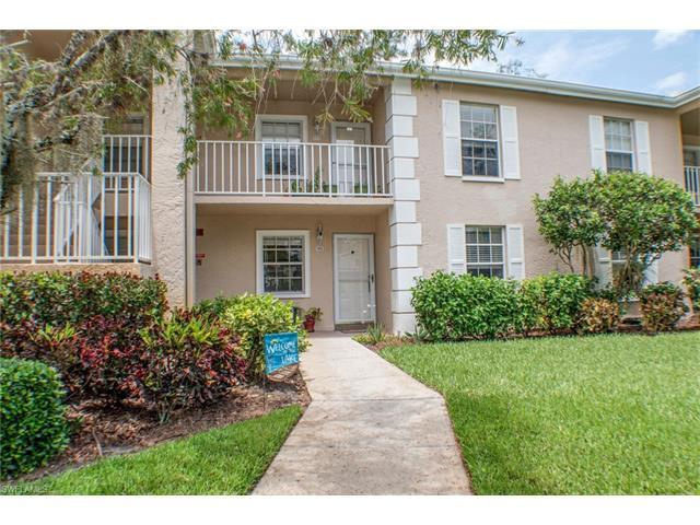 1702 Kings Lake Blvd 8-102, Naples, FL 34112 (MLS #217031691) :: The New Home Spot, Inc.