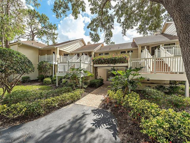 206 Courtside Dr B-202, Naples, FL 34105 (#217031720) :: Homes and Land Brokers, Inc