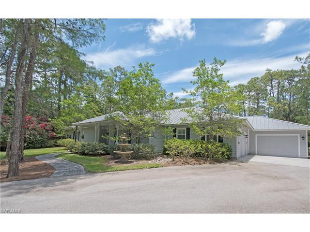 6381 Sandalwood Ln, Naples, FL 34109 (#217031995) :: Homes and Land Brokers, Inc