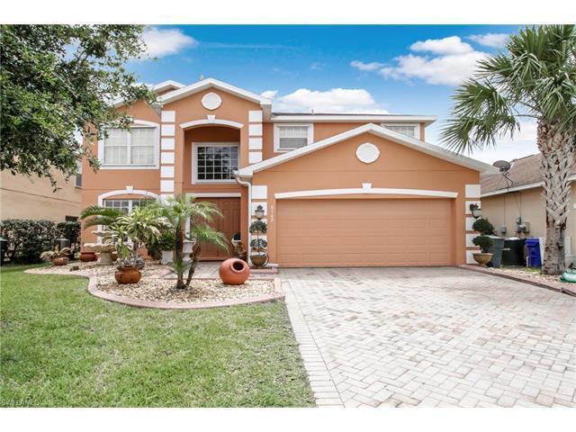 8142 Silver Birch Way, Lehigh Acres, FL 33971 (MLS #217032329) :: The New Home Spot, Inc.