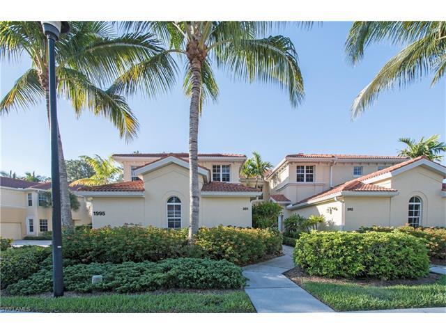 1995 Tarpon Bay Dr N #201, Naples, FL 34119 (MLS #217033403) :: The New Home Spot, Inc.