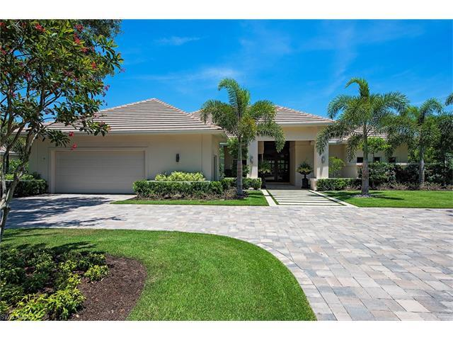 422 Rosemeade Ln, Naples, FL 34105 (#217033483) :: Homes and Land Brokers, Inc