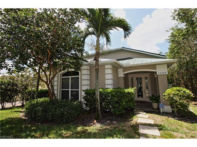 1332 Ridge St, Naples, FL 34103 (#217033948) :: Homes and Land Brokers, Inc