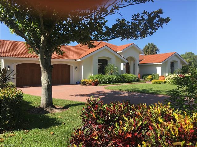 554 Portsmouth Ct, Naples, FL 34110 (MLS #217034170) :: The New Home Spot, Inc.