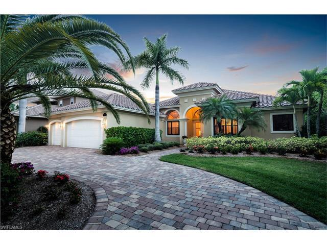 14633 Beaufort Cir, Naples, FL 34119 (#217034547) :: Homes and Land Brokers, Inc