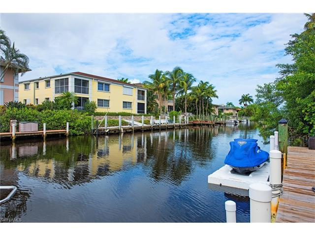 1520 Blue Point Ave #102, Naples, FL 34102 (#217035340) :: Homes and Land Brokers, Inc
