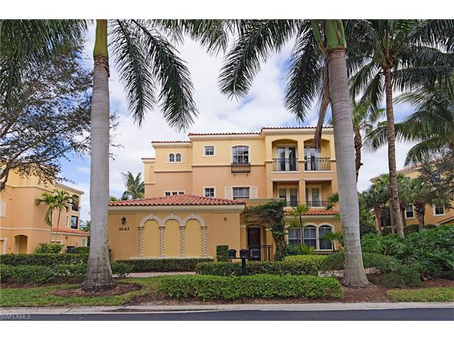 2643 Bolero Dr 14-1, Naples, FL 34109 (#217035662) :: Homes and Land Brokers, Inc