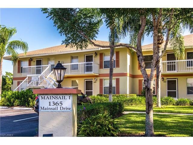 1365 Mainsail Dr #1612, Naples, FL 34114 (MLS #217035845) :: The New Home Spot, Inc.