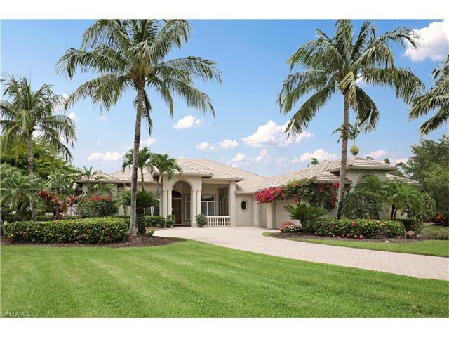3017 Gainesborough Ct, Naples, FL 34105 (#217035875) :: Homes and Land Brokers, Inc