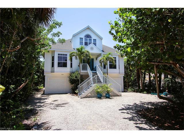 5280 Umbrella Pool Rd, Sanibel, FL 33957 (MLS #217036095) :: The New Home Spot, Inc.