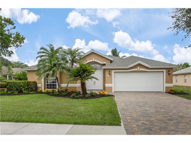641 Briarwood Blvd, Naples, FL 34104 (#217036686) :: Homes and Land Brokers, Inc
