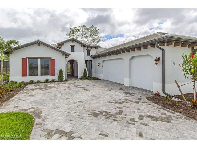 2139 Antigua Ln, Naples, FL 34120 (MLS #217036718) :: The New Home Spot, Inc.