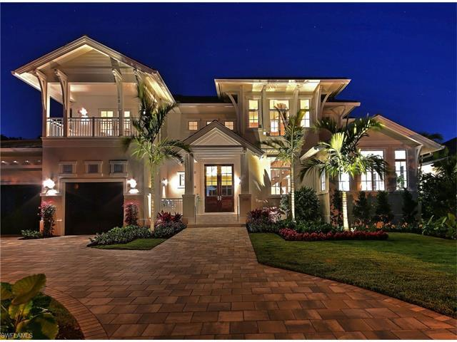 2338 Beacon Ln, Naples, FL 34103 (MLS #217036767) :: The New Home Spot, Inc.