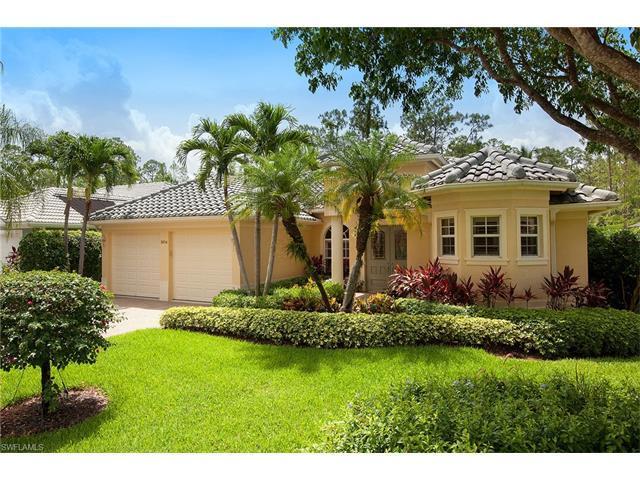 2854 Lone Pine Ln, Naples, FL 34119 (MLS #217036782) :: The New Home Spot, Inc.