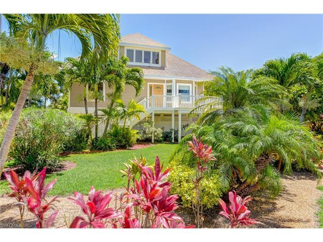 3364 Twin Lakes Ln, Sanibel, FL 33957 (#217036806) :: Homes and Land Brokers, Inc