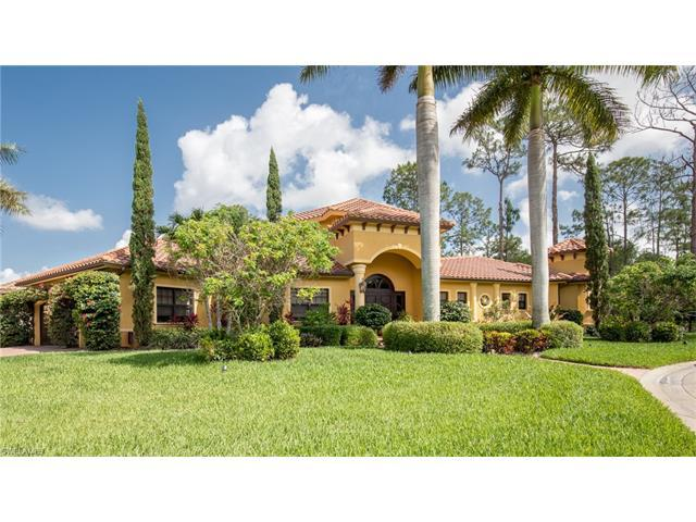 2949 Lone Pine Ln, Naples, FL 34119 (#217036980) :: Homes and Land Brokers, Inc