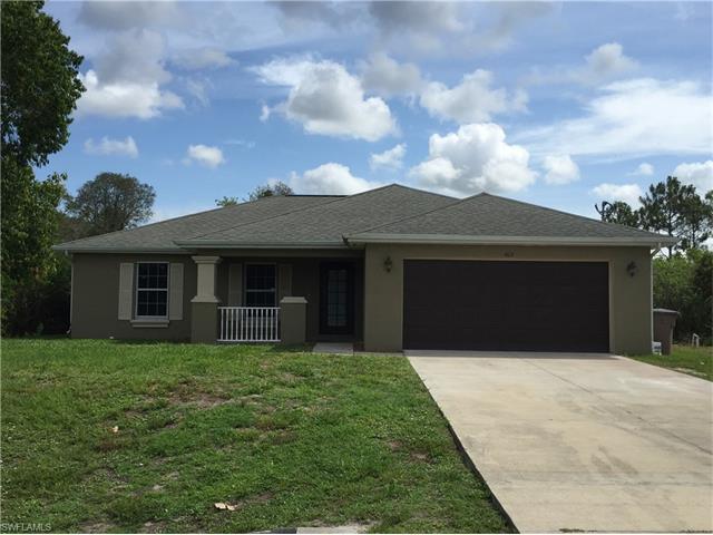 407 La Perouse St, Lehigh Acres, FL 33974 (MLS #217037508) :: The New Home Spot, Inc.