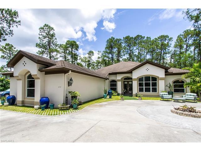 6121 Golden Oaks Ln, Naples, FL 34119 (MLS #217037619) :: The New Home Spot, Inc.