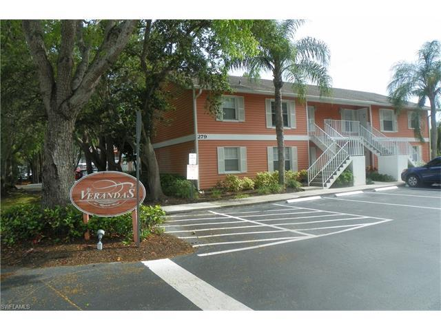 279 Quail Forest Blvd #114, Naples, FL 34105 (MLS #217037907) :: The New Home Spot, Inc.