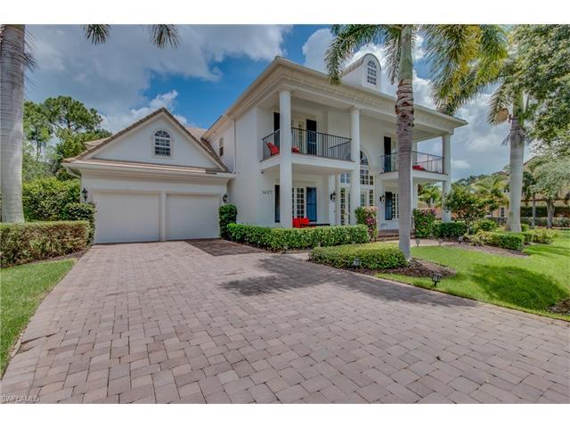 1427 Hemingway Pl, Naples, FL 34103 (#217037985) :: Homes and Land Brokers, Inc