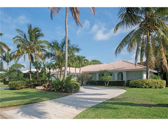 571 Neapolitan Ln, Naples, FL 34103 (#217038199) :: Homes and Land Brokers, Inc