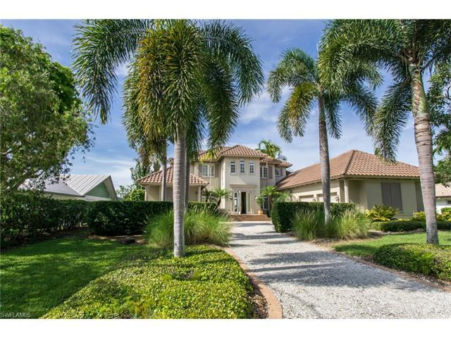524 Turtle Hatch Rd, Naples, FL 34103 (#217038442) :: Homes and Land Brokers, Inc