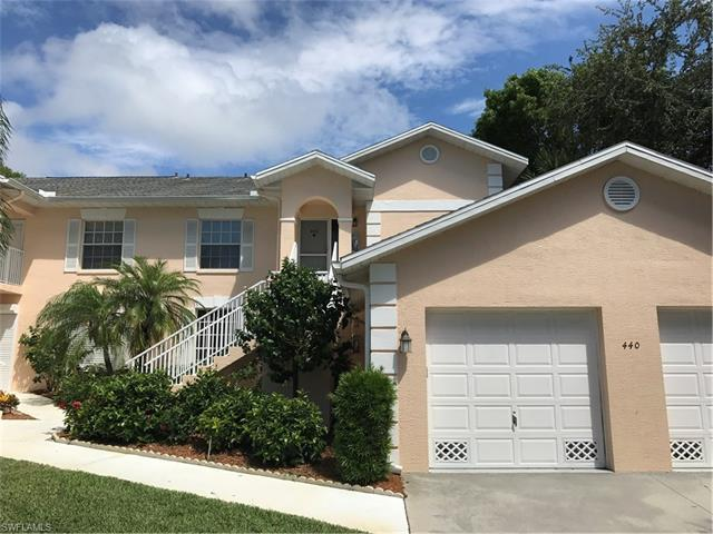 440 Wiggins Lake Ct #202, Naples, FL 34110 (#217038668) :: Homes and Land Brokers, Inc