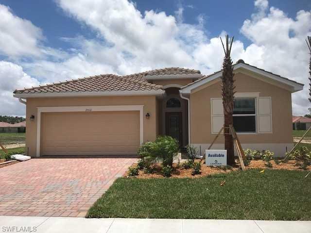 2512 Caslotti Way, Cape Coral, FL 33909 (MLS #217038998) :: The New Home Spot, Inc.