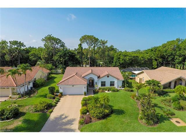 1550 Foxfire Ln, Naples, FL 34104 (#217039322) :: Homes and Land Brokers, Inc