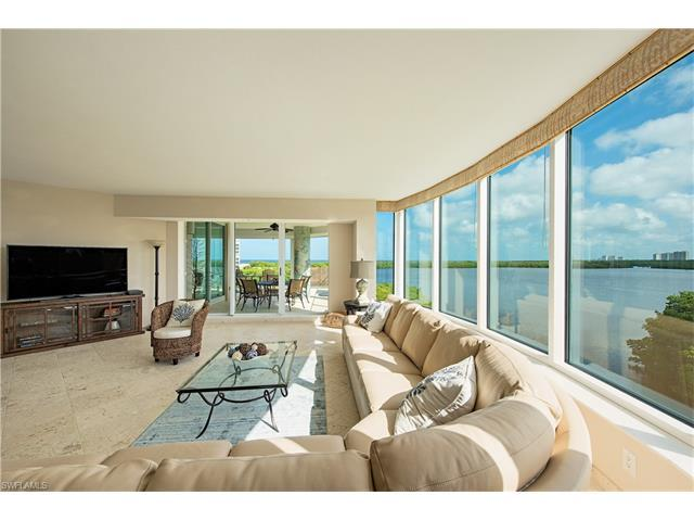 60 Seagate Dr #406, Naples, FL 34103 (MLS #217039430) :: The New Home Spot, Inc.