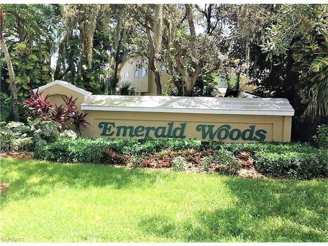 75 Emerald Woods Dr G4, Naples, FL 34108 (#217039734) :: Jason Schiering, PA