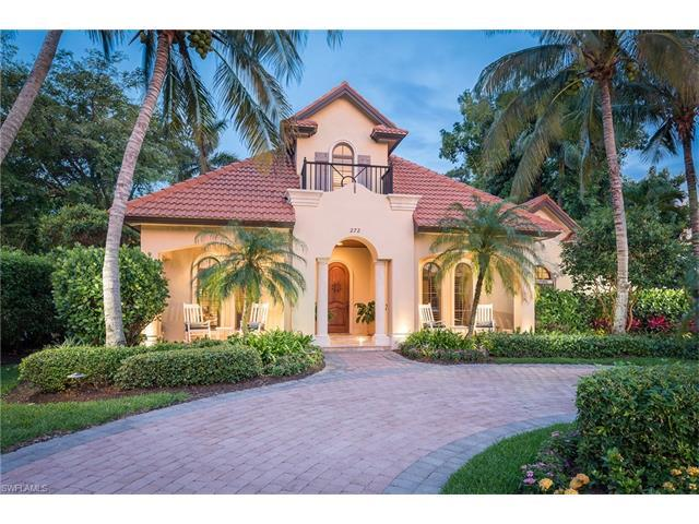 272 1st Ave S, Naples, FL 34102 (MLS #217040115) :: The New Home Spot, Inc.