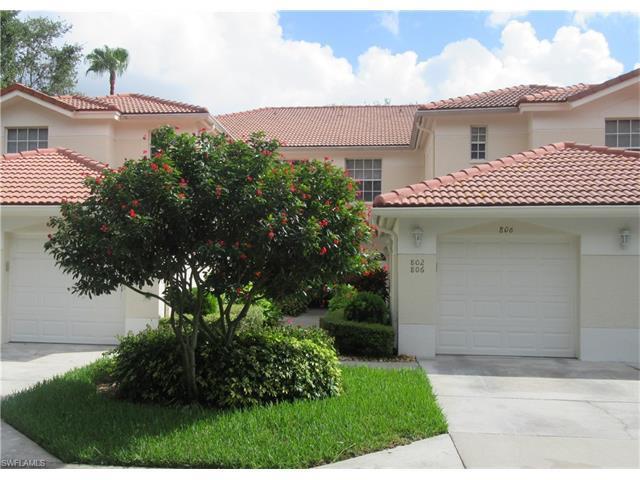 605 Lalique Cir #806, Naples, FL 34119 (MLS #217040169) :: The New Home Spot, Inc.