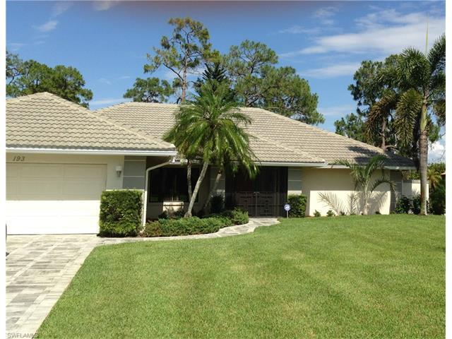 193 Muirfield Cir, Naples, FL 34113 (MLS #217040214) :: The New Home Spot, Inc.
