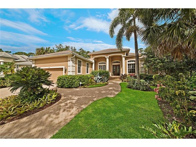 1924 Springberry Cir, Naples, FL 34109 (#217040265) :: Naples Luxury Real Estate Group, LLC.