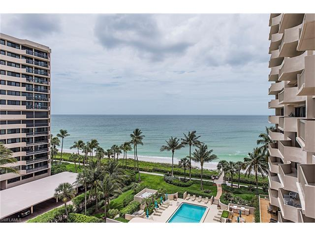 4005 Gulf Shore Blvd N #700, Naples, FL 34103 (#217040314) :: Homes and Land Brokers, Inc