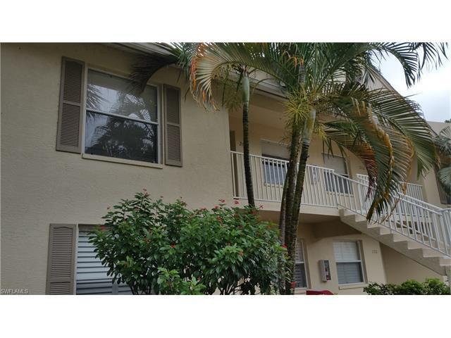 289 Robin Hood Cir #201, Naples, FL 34104 (MLS #217040416) :: The New Home Spot, Inc.