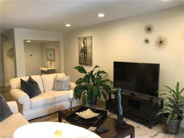 4100 Belair Ln #108, Naples, FL 34103 (#217040432) :: Homes and Land Brokers, Inc