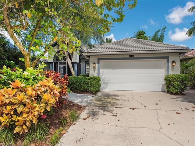1434 Vintage Ln, Naples, FL 34104 (#217040584) :: Homes and Land Brokers, Inc
