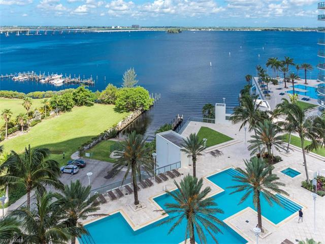 3000 Oasis Grand Blvd #1201, Fort Myers, FL 33916 (#217040840) :: Homes and Land Brokers, Inc